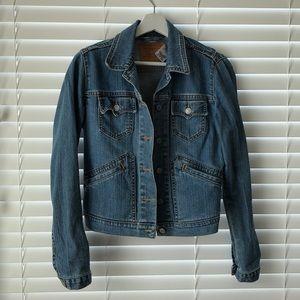 Levi's Jean Jacket - vintage - small junior's